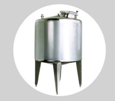 圆柱形不锈钢储罐/立式不锈钢储罐/旺洁不锈钢制品