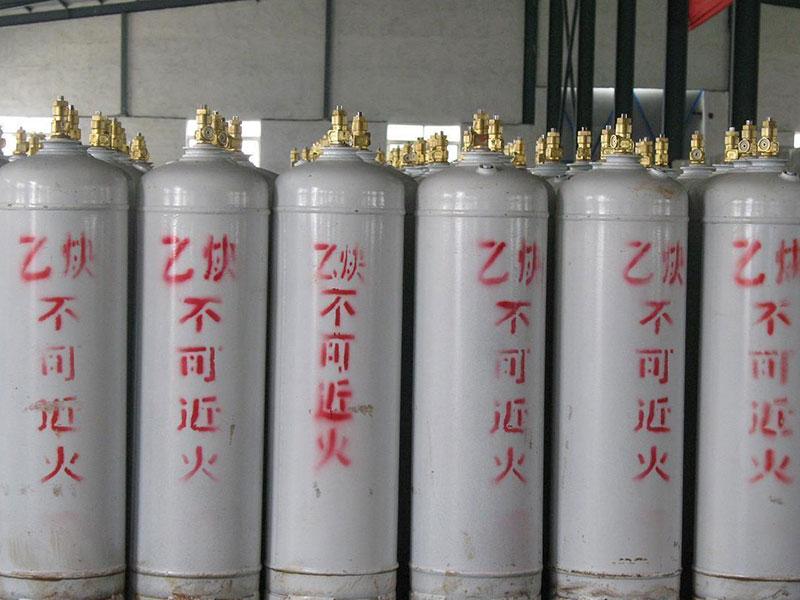 乙炔工业气体