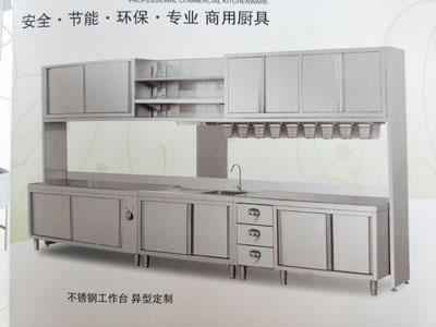 不锈钢橱柜台面