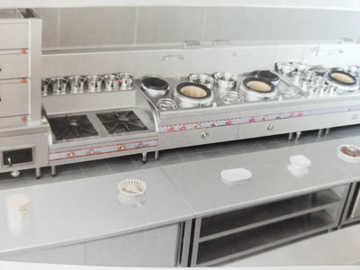 整体厨房设备工程