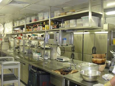白银大型整体厨房设备供应商