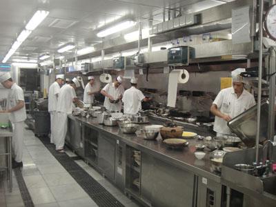 宁夏饭店整体厨房设备多少钱