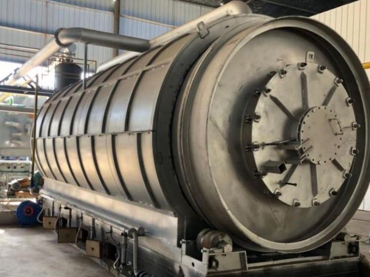 废轮胎炼油设备 废橡胶提取炭黑设备 环保炼油设备