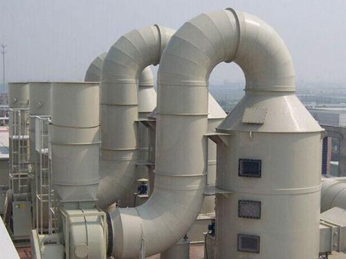 锅炉脱硫除尘器使用