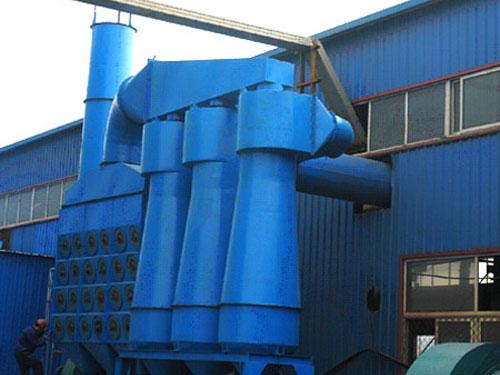 旋风除尘器的技术特点