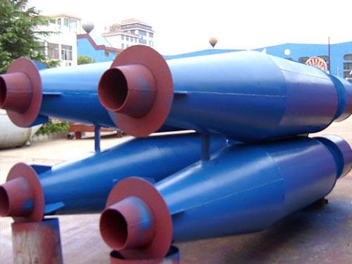 重慶多管式旋風除塵器用途