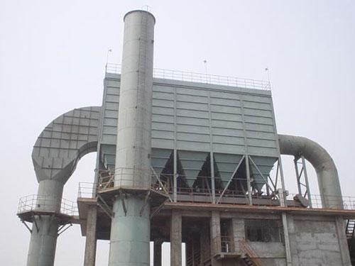 中频炉除尘器工作原理