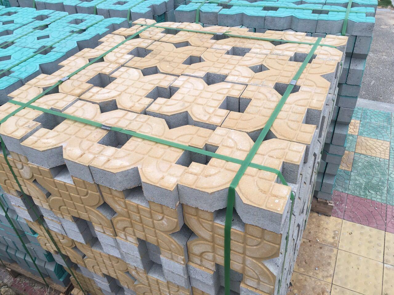 水泥便道砖-水泥便道砖批发-道牙石生产厂家选兰州新区华新厂