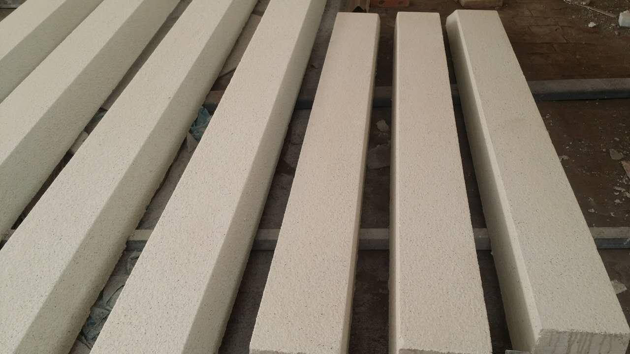 兰州道牙道砖-路缘石批发-工字砖面包砖生产厂家选华新建材厂