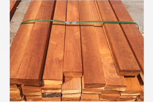 防腐木地板 菠萝格板材实木方