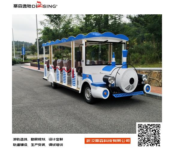 14座燃油观光小火车观光小火车厂家