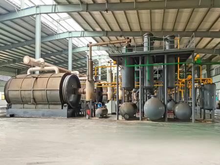 廢棄木料碳化焦炭 木料回收再利用 廢輪胎煉油設備 塑料裂解設